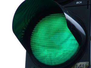 groen stoplicht