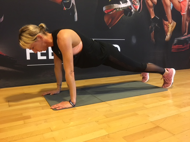 Fit blog 2 oefening 3