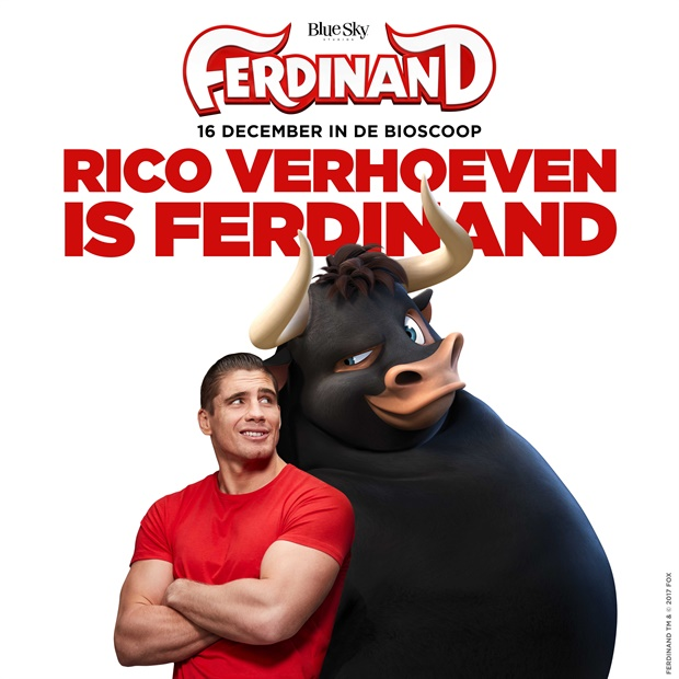 Ferdinand Verhoeven.