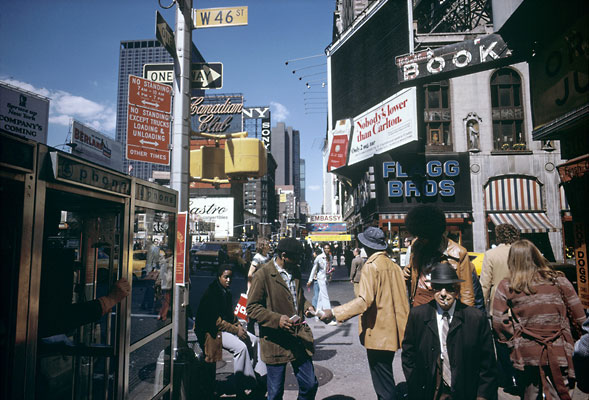 Joel Meyerowitz New York City 1976