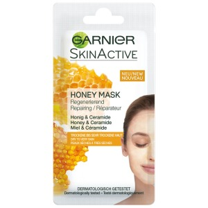 Garnier honey mask