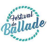 Logo Festival De Ballade