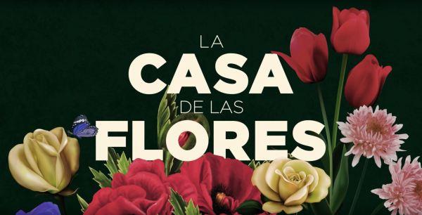 La Casa de las Flores logo