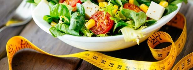 salade en meetlint