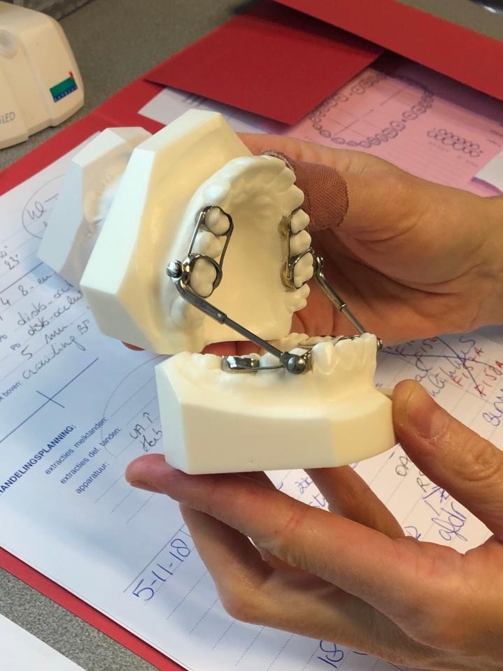 orthdontist