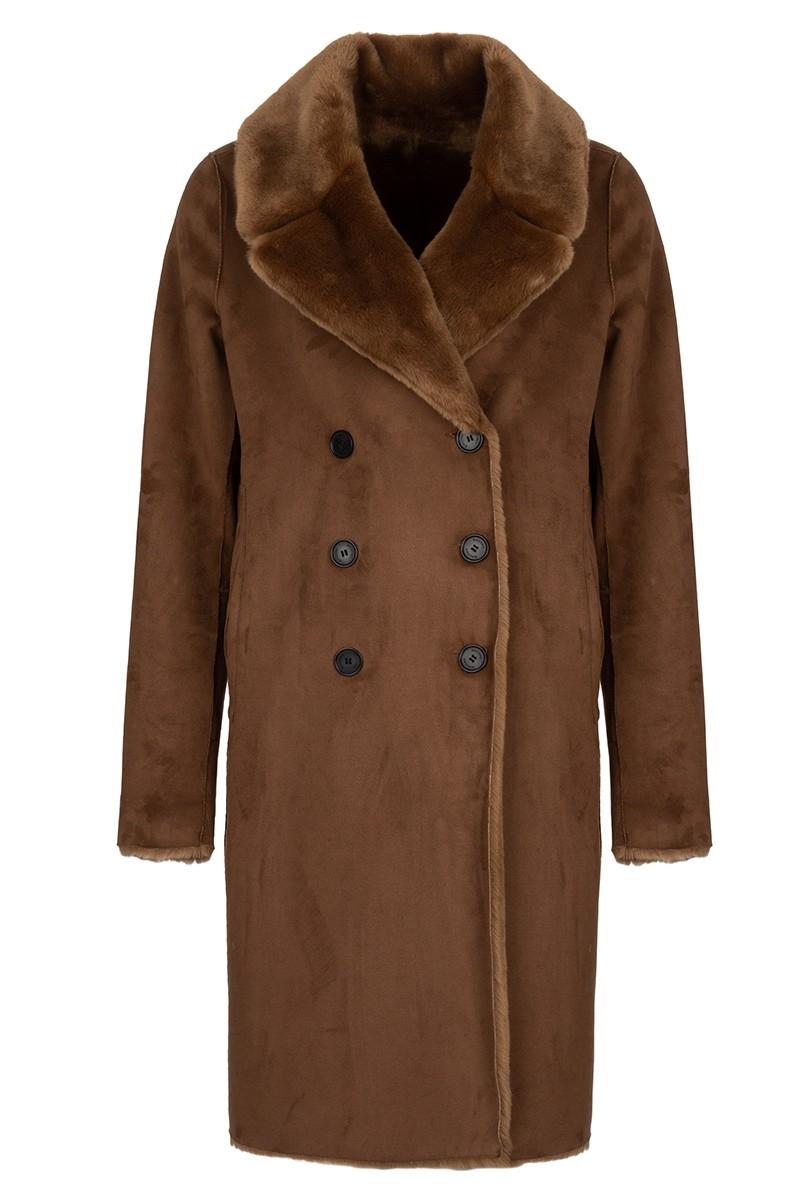 lammy coat Giacomo
