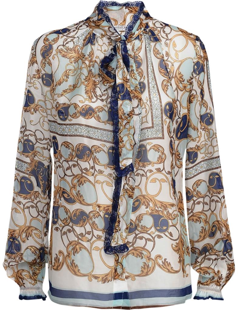 Summum blouse chainprint