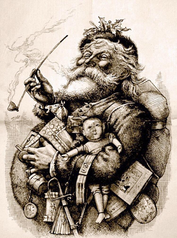 Santa Claus 1881